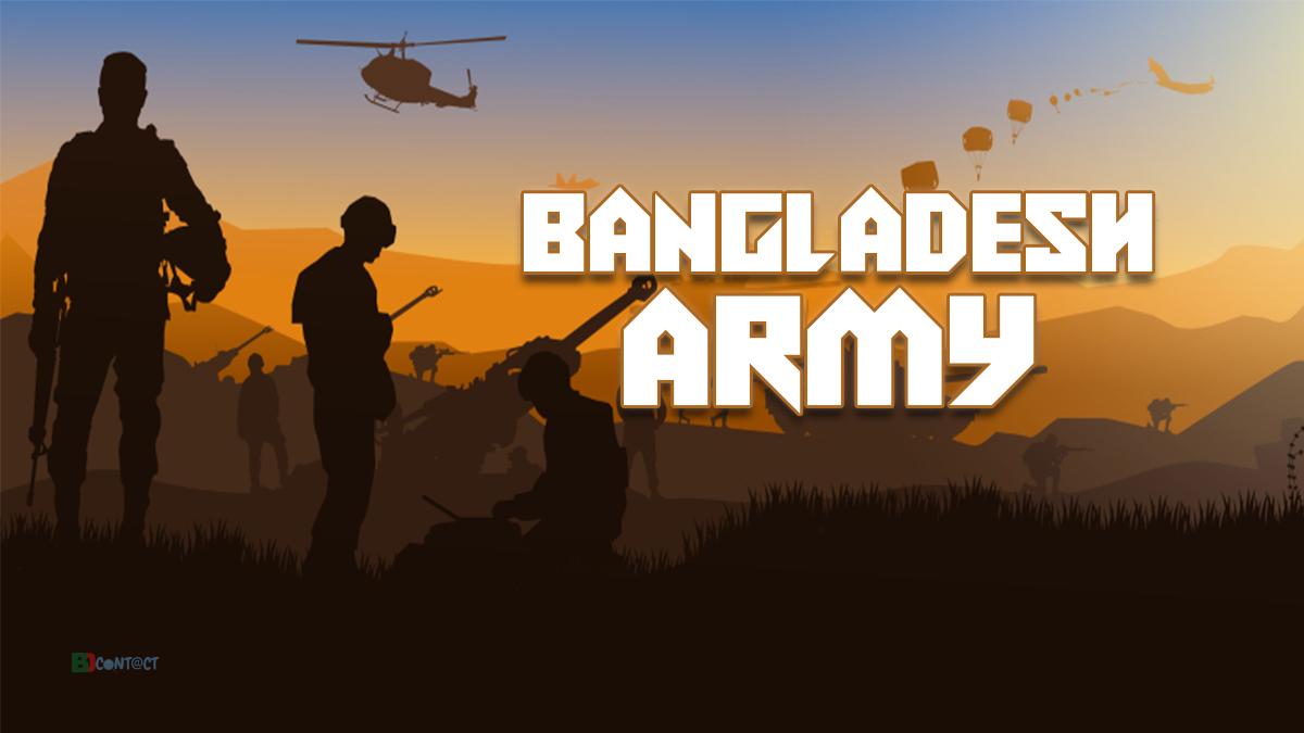 Bangladesh Army – Detailed Contact Information