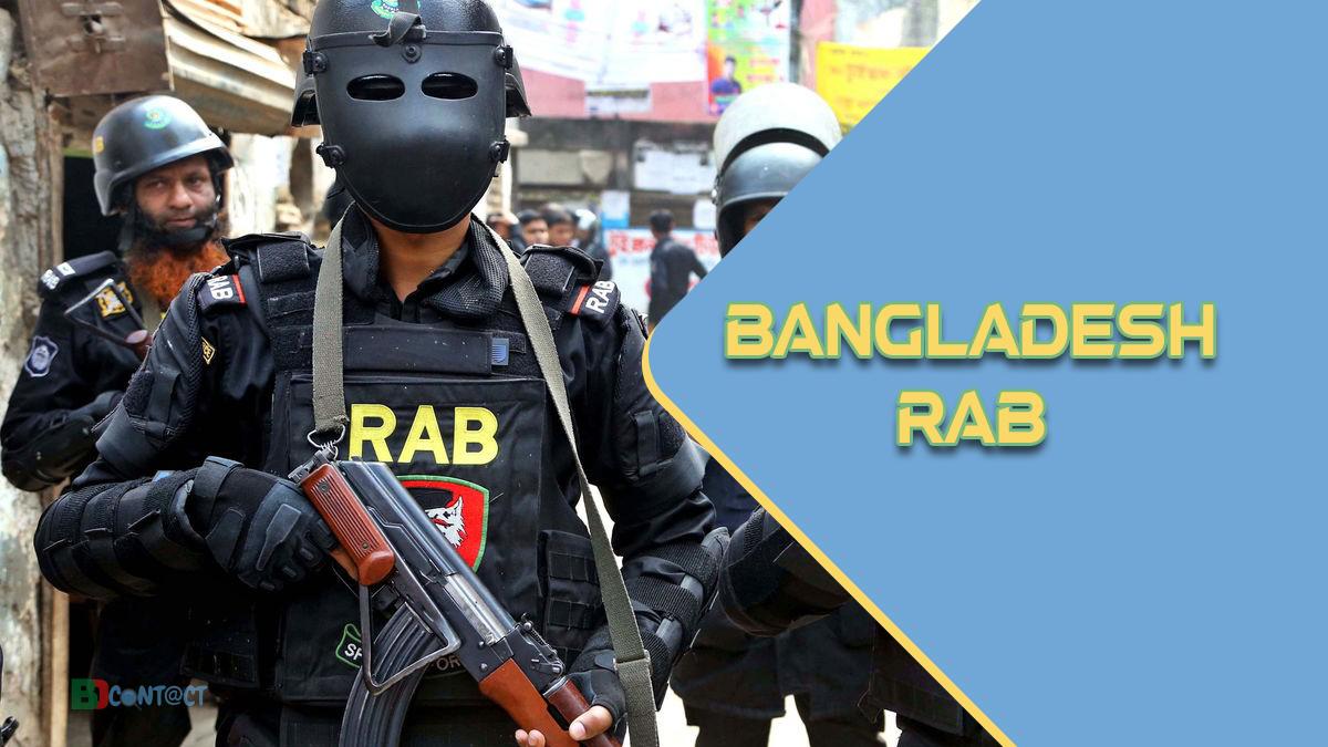 Bangladesh RAB – History And Other Information